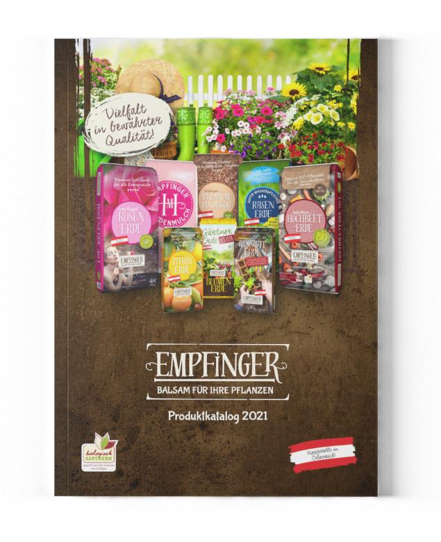 Empfinger Katalog 2021