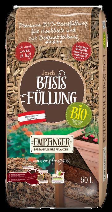 Basisfüllung Bio Empfinger
