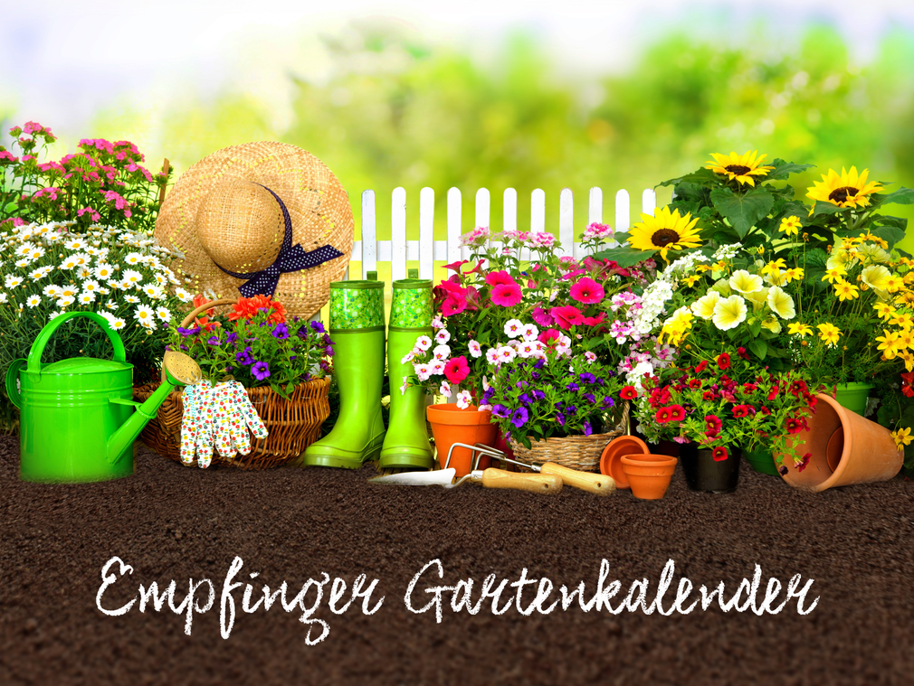 Empfinger Gartenkalender