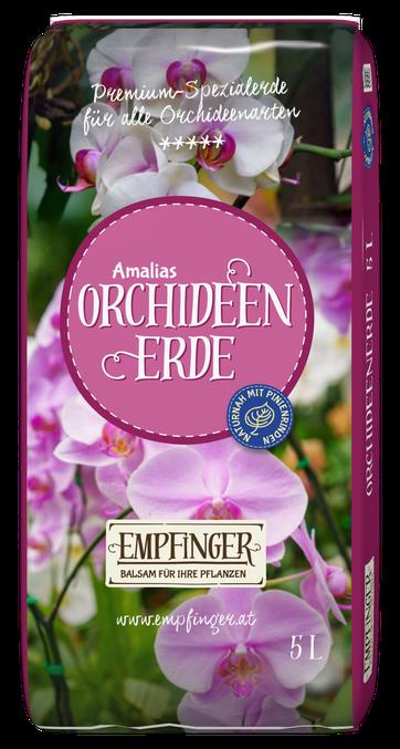 Orchideenerde Empfinger