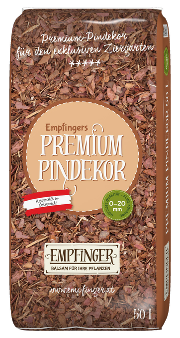 Premium Pindekor Empfinger