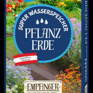 Wasserspeicher Pflanzerde Empfinger