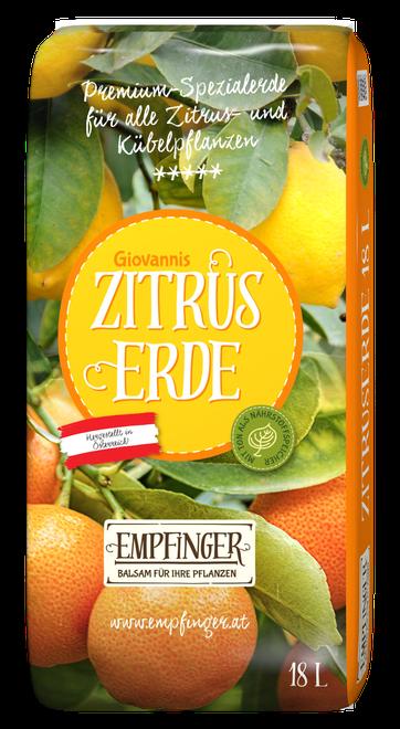 Zitruserde Empfinger